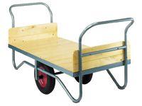 Balanced Platform Trolley 1524x762mm + ends
