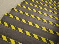 Hazard Warning Gripfoot Tape