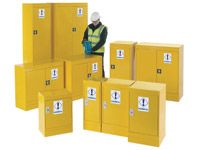 Hazardous Substance Storage Cupboards - Various Sizes
