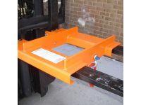 Forklift Adjustable Hook,1000kg SWL