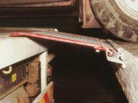 Hinged Aluminium Bridge Plate 915 x 1420