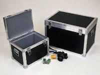 Honeycombed Polypropylene Transit Case - 375 x 575 x 375mm