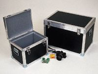 Honeycombed Polypropylene Transit Case - 375 x 775 x 575mm