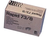 Industrial Staples - 4mm to 14mm (Packs of 5000)