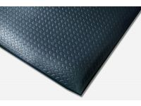 Kumfi Diamond Anti-Fatigue Black Matting