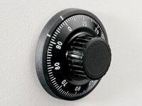 La Gard Combination Lock option for key cabinets