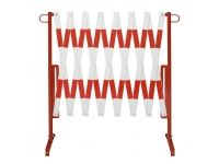 Large expanding  4m safety barrier