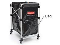 Rubbermaid 150L - bag only