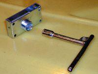 Optional Extra Lid Lock