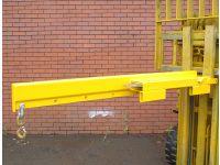 Forklift Low Profile Jib Attachment 1000kg SWL