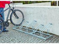 Lo-Hoop Bicycle Racks