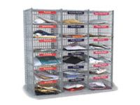 Mailsort 18 Compartment Units - Multiple Configurations