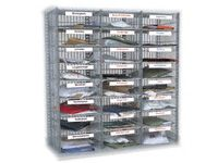 Mailsort 24 Compartment Units - Multiple Configurations