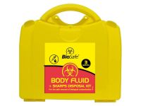 Medium body fluid kit