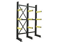 Medium Duty Cantilever Rack, 4500Hmm
