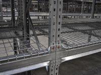 Mesh Shelf Panels For Pallet Racking
