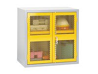 Mesh Side panels for Mesh Security Cupboards (1)