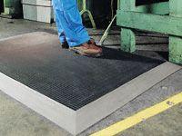 Modular Vynagrip Industrial Ribbed Mat