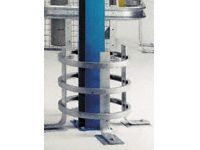 Monostrut Rail Column Protection Unit, 400mm