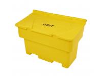 Nestable Grit/Salt bin, 200L capacity c/w 200kgs salt