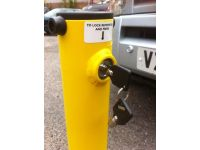 Range of Parking Posts - Various Finishes Available