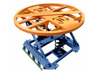 Pallet Turntable - Level Loader 185kg to 2000kg