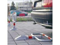 Heavy Duty Folding Parking barrier