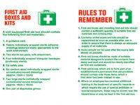 Pocket guide: First Aid at Work