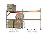 Stronglock Pallet Racking Extension Bays - 3500mm H