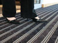 Premier Track PVC and Carpet tile 300x450
