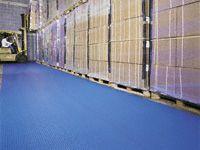 PVC Flexitred Loose Lay Flooring Slip Resistant