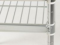 Qm Wire Stainless Steel Extra Shelves