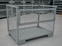 Rigid box pallet, 1240Wx835Dx970H