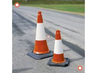 Road cone 1000mm high
