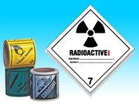 Roll of hazard diamonds - Radioactive I