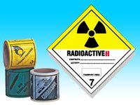 Roll of hazard diamonds - Radioactive II