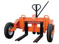 Rough Terrain Hand Pallet Trucks - 1000 or 1200kg Capacity