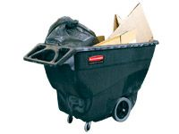 Rubbermaid Tilt truck - Heavy duty 600L/453kg