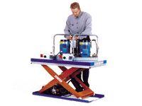 Scissor Lift Tables 1000kg - Various Sizes
