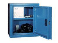 Security Wall Cabinet, Single door 380 wide