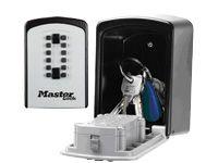 Master Select access key storage unit