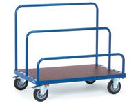 Sheet Material trolley for insertable supports (2)