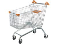 Shopping Trolley 125 litres capacity