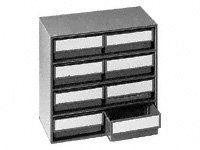 Small Parts Storage Bin Cabinets 8x 3020 Bins