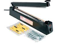 Stainless Steel Bag Sealers - 400 & 500mm
