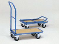 Steel Folding Trolley, maxi model, 250kg capacity