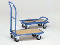 Steel Folding Trolley, mini model, 150kg capacity