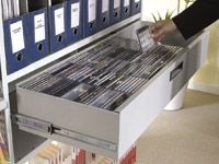 Stormor Shelving Pull Out Drawers