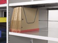 Stormor Shelving Under Shelf Dividers