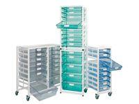 StorSystem Medical Storage Units - Mobile 3-27 tray units